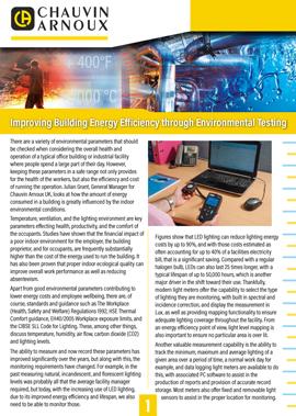 Environmental Article