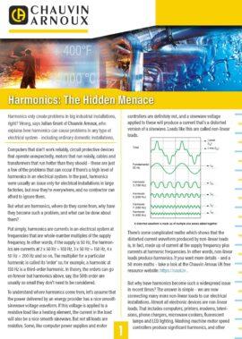 Harmonics: The Hidden Menace